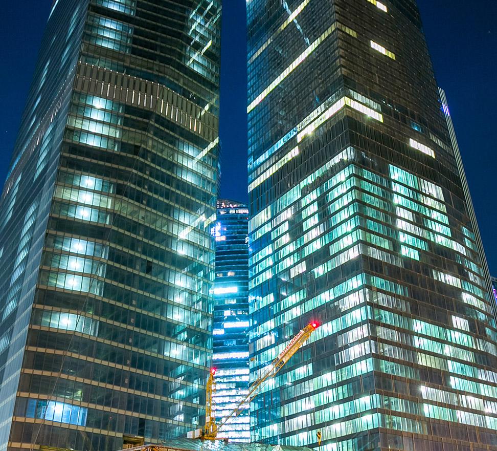 Москва сити башня око аренда офисов офисные помещения Михалковский 3-й переулок